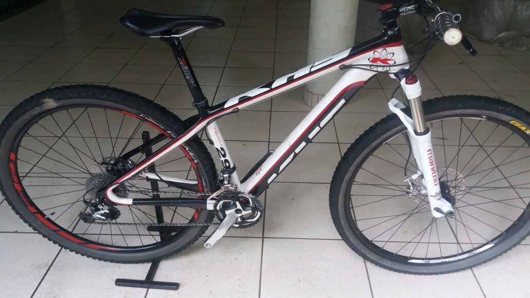 Bicicleta Khs Carbon 29